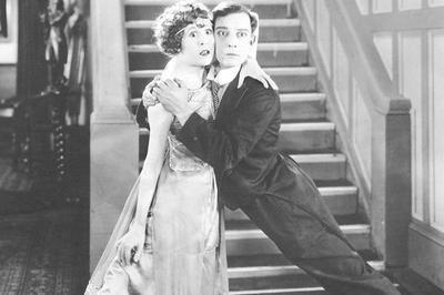 Buster Keaton à Paris 15ème