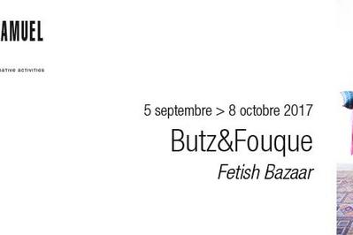 Butz&Fouque à la Galerie Claude Samuel à Paris 12ème