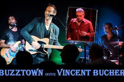 Buzztown Invite Vincent Bucher à Paris 1er