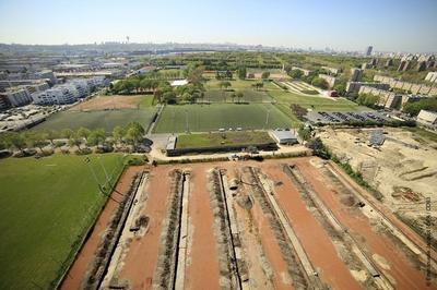 Ça Bouge Au Stade De La Motte à Bobigny