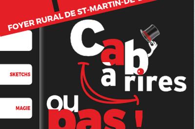 Cab' A Rires à Saint Martin de Bernegoue