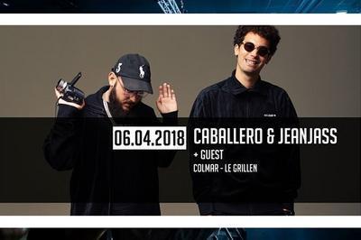 Caballero & Jeanjass + Les Chics Types à Colmar