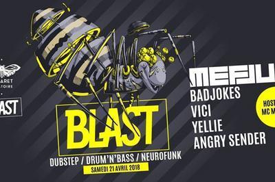 Cabaret Aléatoire X Blast : Mefjus - Badjokes - Vici à Marseille