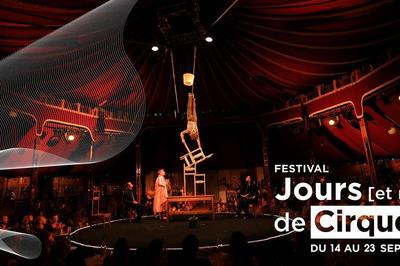 Cabaret - Festival jours [et nuits] de cirque(s) 2018