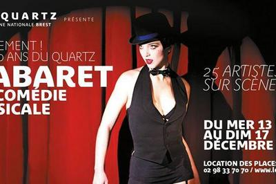Cabaret, la comédie musicale à Brest