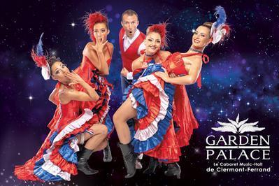 Cabaret Music-Hall Garden Palace à Le Crest