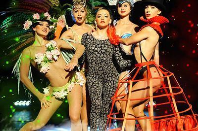 Cabaret Odysseo - Revue Infinity 2 à Plombieres les Dijon