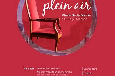 Cabaret Plein Air à Messac