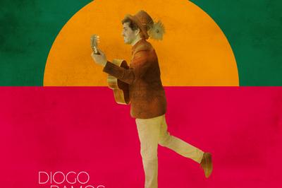 Café-concert : Diogo Ramos Trio - Samba Sans Frontières à Paris 20ème