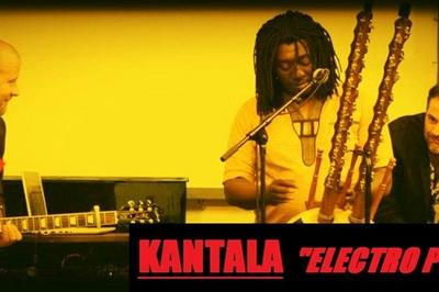 Cafe-concert : Kantala Electro Power Trio à Paris 20ème