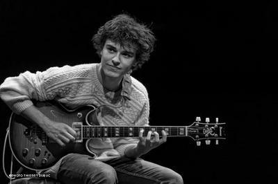 Cafe-concert : Tom Ibarra à Paris 20ème