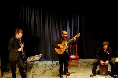 Cafe-concert : Wladimir Beltran & Sur Moreno Trio à Paris 20ème
