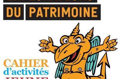 Cahier D'activités Jeune Public à Auxerre