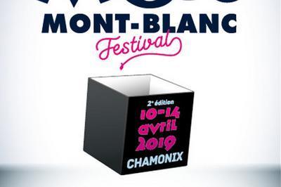 Calista Sinclair à Chamonix Mont Blanc