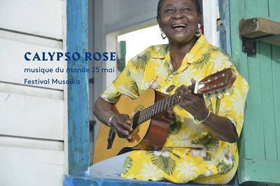 Calypso Rose à Mulhouse