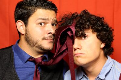 Camil & Aurel Dans un spectacle discret à Valence