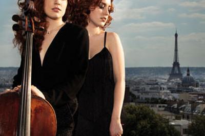 Camille Et Julie Berthollet à Ludres
