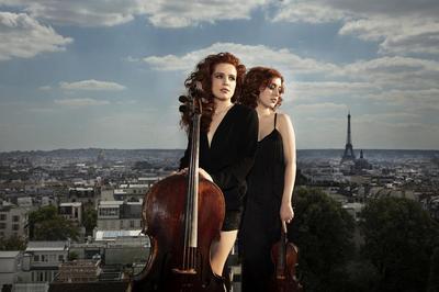 Camille et Julie Berthollet à Auray