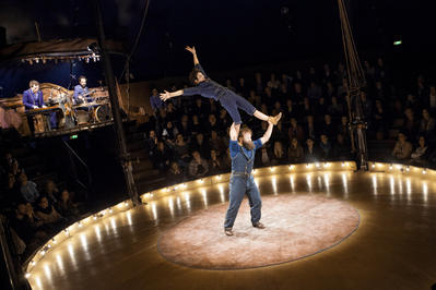 Campana - Cirque Trottola à Amiens