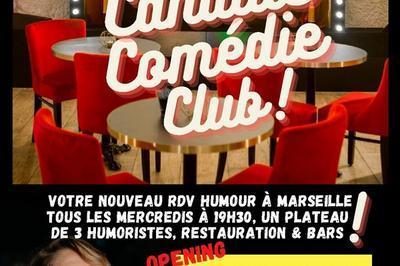 Canaille Comédie Club à Marseille