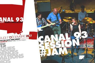 Canal 93 Session #JAM à Bobigny
