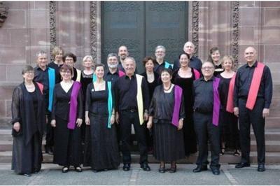 Cantates baroques allemandes à Soultz Haut Rhin
