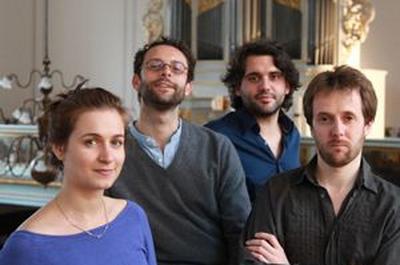 Cantates De Bach : Erbarme Dich à Rouen