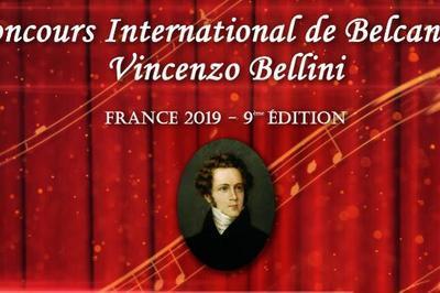 Concours International de Belcanto Vincenzo Bellini à Vendome