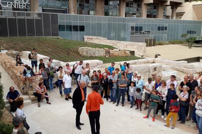 Visite théâtralisées | Site archéologique du port antique à Marseille