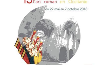 Festival « Les Troubadours Chantent L'art Roman » 2018