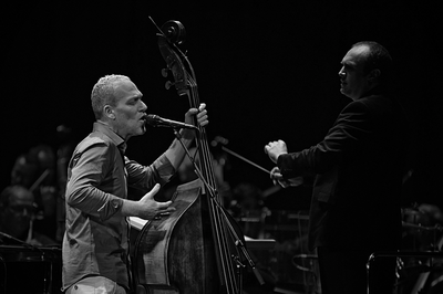 Nancy Jazz Pulsations 2018 : An evening with Avishai Cohen et l'Orchestre Symphonique et Lyrique de Nancy