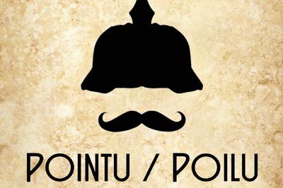 Pointu / Poilu à Marseille