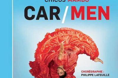 Car/men à Paris 10ème