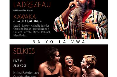 Caribbean Social Club - Fanswa Ladrezeau - Selkies - Don Breezy à Pantin