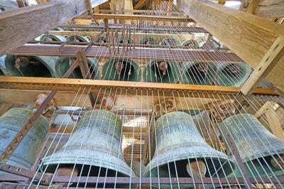 Carillon Bollée à Chatellerault