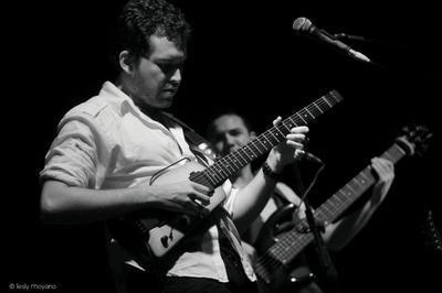 Carlos Fischer Band - Jazz fusion bolivien à Paris 10ème