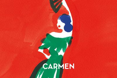 Carmen à Paris 2ème