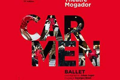 Carmen Compañía Nacional Danza De España à Paris 9ème