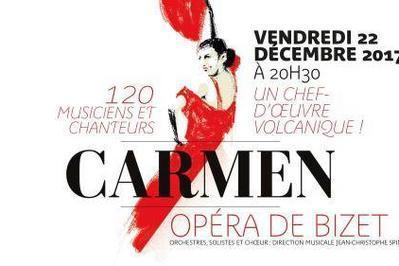 Carmen - Ensemble Matheus, Orquesta Sinfónica de Castilla y León à Brest