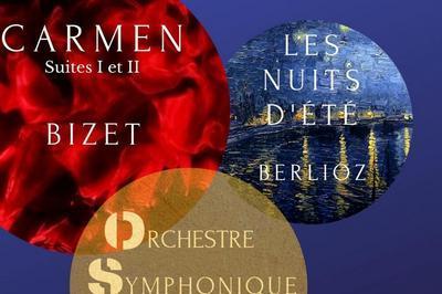 Carmen et les Nuits d'Été à Dieppe