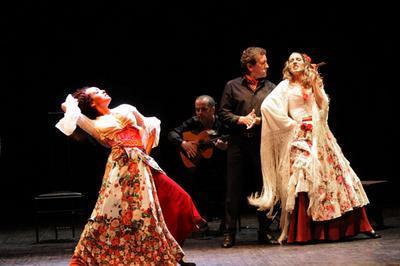 Carmen Flamenco à Liffre