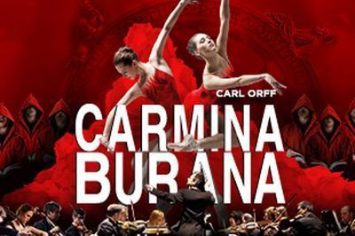 Carmina Burana - report à Dijon