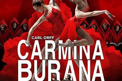 Carmina Burana - report à Lille