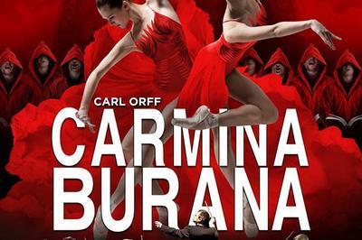 Carmina Burana - report à Lyon