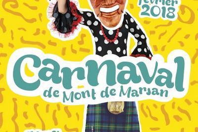 Carnaval à Mont de Marsan