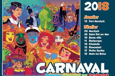 Carnaval de Dunkerque 2018