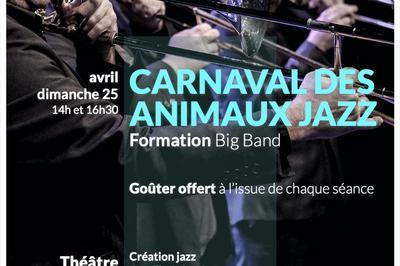 Carnaval des animaux jazz à Bordeaux
