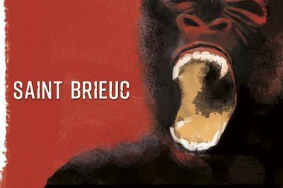 Black Bomb A / Les Fatals Picards à Saint Brieuc