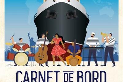 Carnet De Bord à Paris 10ème