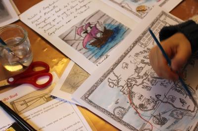 Carnet de voyage de l'explorateur à Chalon sur Saone